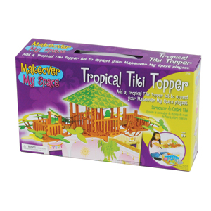 Tropical Tiki Topper Craft Kits