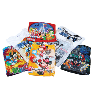 Disney Character Adult T Shirt