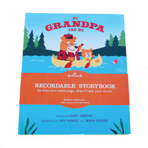 My Grandpa and Me Recordable Books