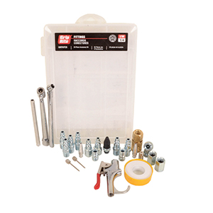 Fittings and Air Hose Accessory Kit