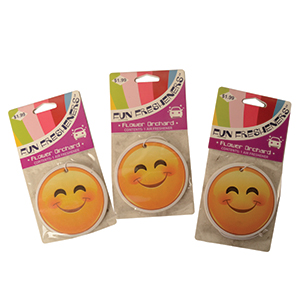 Fun Air Fresheners Flower Orchard Scent