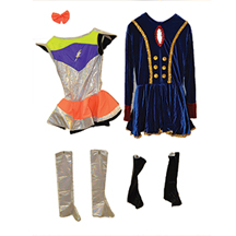 Adults Dancewear And Costume Assortment