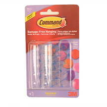 3M Command Party Balloon Clips