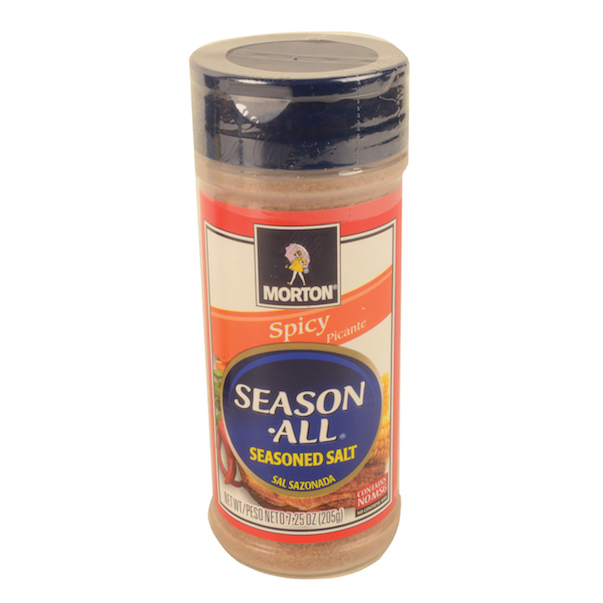 Morton Season All Seasoned Salts