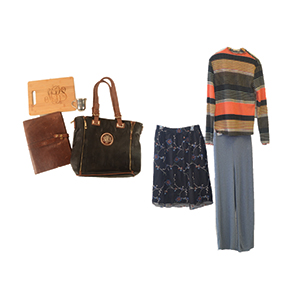 Women's Clothing Assortment
