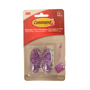3M Command Medium Hook Sets