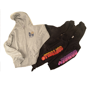 Zip Up Hoodie Assortment